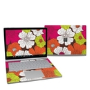 DecalGirl MISB27-BRNFLWR Microsoft Surface Book 2 13.5in (i7) Skin - Brown Flowers (Skin Only)