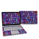 DecalGirl MISB27-CCHAOS Microsoft Surface Book 2 13.5in (i7) Skin - Controlled Chaos (Skin Only)