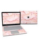 DecalGirl MISB27-SATINMRB Microsoft Surface Book 2 13.5in (i7) Skin - Satin Marble (Skin Only)