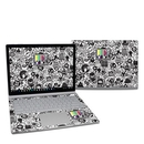 DecalGirl MISB27-TVKILLS Microsoft Surface Book 2 13.5in (i7) Skin - TV Kills Everything (Skin Only)