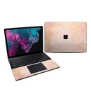 DecalGirl MS3L13-ROSE-MARBLE Microsoft Surface Laptop 3 13.5in Skin - Rose Gold Marble (Skin Only)