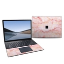 DecalGirl MS3L15R-SATINMRB Microsoft Surface Laptop 3 15in Skin - Satin Marble (Skin Only)