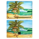 DecalGirl MSP7-PALMSIGNS Microsoft Surface Pro 7 Skin - Palm Signs (Skin Only)