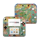 DecalGirl N2DS-FFSHOWERS Nintendo 2DS Skin - Feathers Flowers Showers (Skin Only)