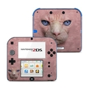 DecalGirl N2DS-HAIR-CAT Nintendo 2DS Skin - Hairless Cat (Skin Only)