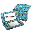DecalGirl N3D5X-BUTTERFLIES Nintendo New 3DS XL Skin - Butterflies (Skin Only)