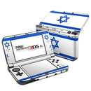 DecalGirl N3D5X-FLAG-ISRAEL Nintendo New 3DS XL Skin - Israel Flag (Skin Only)