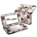 DecalGirl N3D5X-FRIDABOHO Nintendo New 3DS XL Skin - Frida Bohemian Spring (Skin Only)