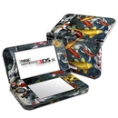 DecalGirl N3D5X-KOISHAP Nintendo New 3DS XL Skin - Koi's Happiness (Skin Only)
