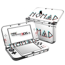 DecalGirl N3D5X-NOMAD3D Nintendo New 3DS XL Skin - Nomad 3D (Skin Only)