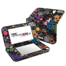 DecalGirl N3D5X-PLAYTIME Nintendo New 3DS XL Skin - Play Time (Skin Only)