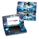DecalGirl N3DS-ORCAWAVE Nintendo 3DS Skin - Orca Wave (Skin Only)