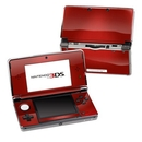DecalGirl N3DS-REDBURST Nintendo 3DS Skin - Red Burst (Skin Only)