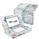 DecalGirl Nintendo 3DS 2015 Skin - Abstract Organic (Skin Only)