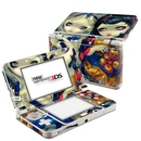 DecalGirl N3DS15-ALCSNW Nintendo 3DS 2015 Skin - Alice & Snow White (Skin Only)