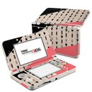 DecalGirl N3DS15-ARROWS Nintendo 3DS 2015 Skin - Arrows (Skin Only)