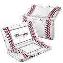 DecalGirl N3DS15-BASEBALL Nintendo 3DS 2015 Skin - Baseball (Skin Only)