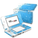 DecalGirl N3DS15-BLUECRUSH Nintendo 3DS 2015 Skin - Blue Crush (Skin Only)