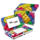 DecalGirl N3DS15-BRICKS Nintendo 3DS 2015 Skin - Bricks (Skin Only)