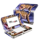 DecalGirl N3DS15-BROWNREX Nintendo 3DS 2015 Skin - Brown Rex (Skin Only)