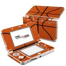 DecalGirl N3DS15-BSKTBALL Nintendo 3DS 2015 Skin - Basketball (Skin Only)