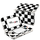 DecalGirl N3DS15-CHECKERS Nintendo 3DS 2015 Skin - Checkers (Skin Only)