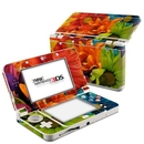 DecalGirl N3DS15-COLOURS Nintendo 3DS 2015 Skin - Colours (Skin Only)