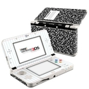 DecalGirl N3DS15-COMPNTBK Nintendo 3DS 2015 Skin - Composition Notebook (Skin Only)