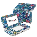 DecalGirl N3DS15-COSRAY Nintendo 3DS 2015 Skin - Cosmic Ray (Skin Only)