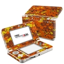 DecalGirl N3DS15-DIGIOCAMO Nintendo 3DS 2015 Skin - Digital Orange Camo (Skin Only)