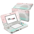 DecalGirl N3DS15-DOILY Nintendo 3DS 2015 Skin - Doily (Skin Only)