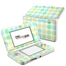 DecalGirl N3DS15-DOTS-BIG-MNT Nintendo 3DS 2015 Skin - Big Dots Mint (Skin Only)