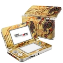 DecalGirl N3DS15-DRGNLGND Nintendo 3DS 2015 Skin - Dragon Legend (Skin Only)