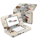 DecalGirl N3DS15-FFLORAL Nintendo 3DS 2015 Skin - Fall Floral (Skin Only)