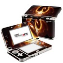 DecalGirl N3DS15-FIREDRAGON Nintendo 3DS 2015 Skin - Fire Dragon (Skin Only)