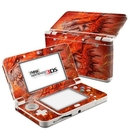 DecalGirl N3DS15-FLAMEDRGN Nintendo 3DS 2015 Skin - Flame Dragon (Skin Only)