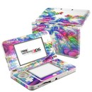 DecalGirl N3DS15-FLASHBACK Nintendo 3DS 2015 Skin - Flashback (Skin Only)