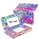DecalGirl N3DS15-FRAGMENTS Nintendo 3DS 2015 Skin - Fragments (Skin Only)