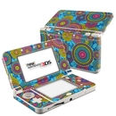 DecalGirl N3DS15-KYOTO Nintendo 3DS 2015 Skin - Kyoto (Skin Only)