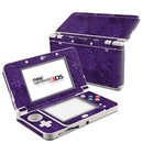 DecalGirl N3DS15-LACQUER-PUR Nintendo 3DS 2015 Skin - Purple Lacquer (Skin Only)