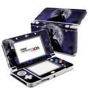 DecalGirl N3DS15-MOONLITF Nintendo 3DS 2015 Skin - Moonlit Fairy (Skin Only)