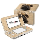 DecalGirl N3DS15-PUG Nintendo 3DS 2015 Skin - Pug (Skin Only)