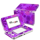 DecalGirl N3DS15-PUNCH-PRP Nintendo 3DS 2015 Skin - Purple Punch (Skin Only)