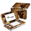 DecalGirl N3DS15-REDDRGN Nintendo 3DS 2015 Skin - Red Dragon (Skin Only)