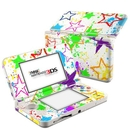 DecalGirl N3DS15-SCRIBBLES Nintendo 3DS 2015 Skin - Scribbles (Skin Only)