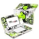 DecalGirl N3DS15-SIMPLYGREEN Nintendo 3DS 2015 Skin - Simply Green (Skin Only)