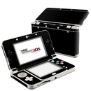 DecalGirl N3DS15-SS-BLK Nintendo 3DS 2015 Skin - Solid State Black (Skin Only)