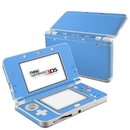 DecalGirl N3DS15-SS-BLU Nintendo 3DS 2015 Skin - Solid State Blue (Skin Only)