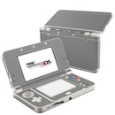 DecalGirl N3DS15-SS-GRY Nintendo 3DS 2015 Skin - Solid State Grey (Skin Only)