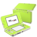 DecalGirl N3DS15-SS-LIM Nintendo 3DS 2015 Skin - Solid State Lime (Skin Only)